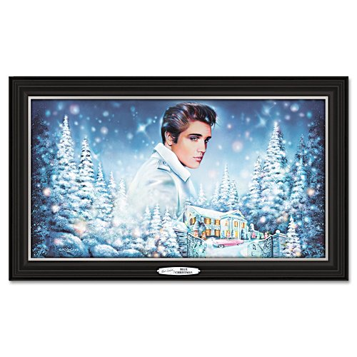 Elvis Presley® Blue Christmas