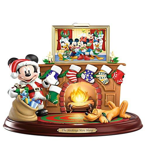 Disneys Weihnachtsüberraschung – Mickey Maus Figur