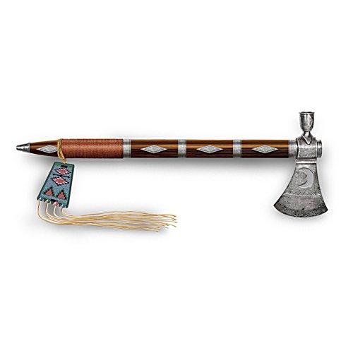Der Pfad des Kriegers – Tomahawk-Pfeife