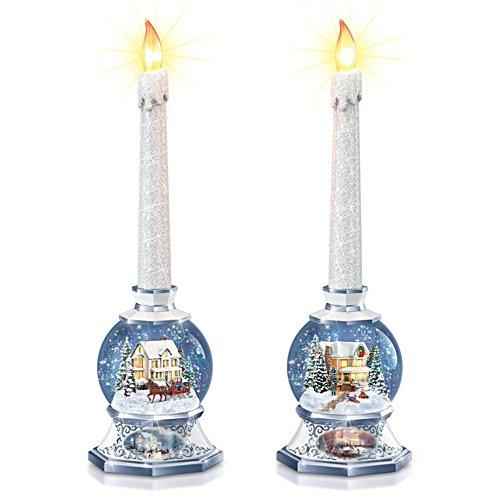 Zeit der Besinnlichkeit – Kerzenständer-Set