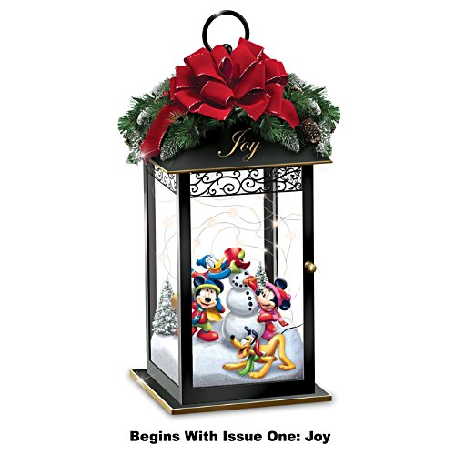 Disney Magic Of The Season Table Centrepiece Collection