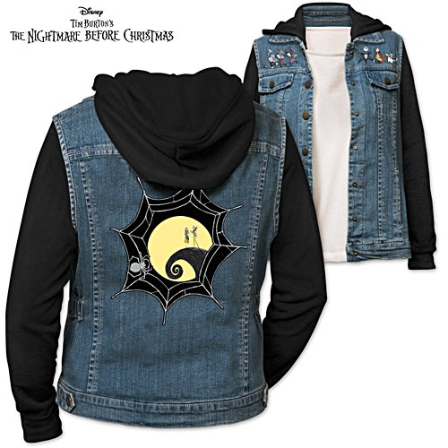The Nightmare Before Christmas Women's Hoodie