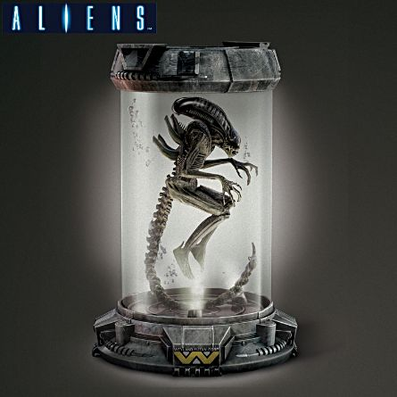 Aliens® Xenomorph Skulptur