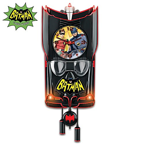 Batman BATMOBILE™ Cuckoo Clock
