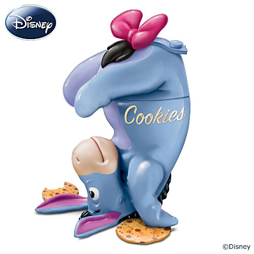 Disney Eeyore Some Days Are Better Upside Down Cookie Jar