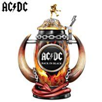 AC/DC Red Hot Rock Tribute Stein