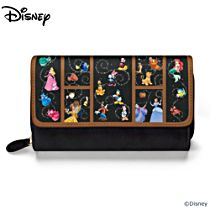 "Disney ""Carry The Magic"" Women's Tri-Fold Wallet"