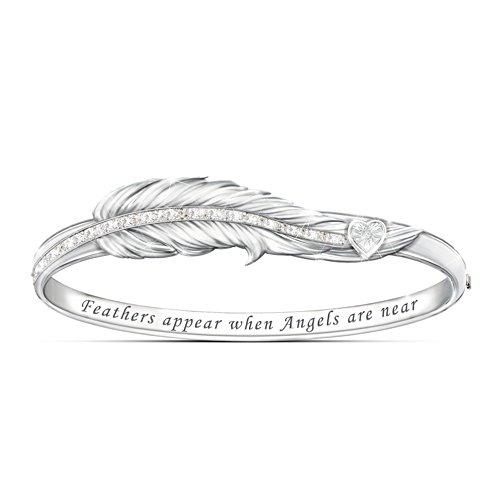 Feathers Appear Angel Bracelet