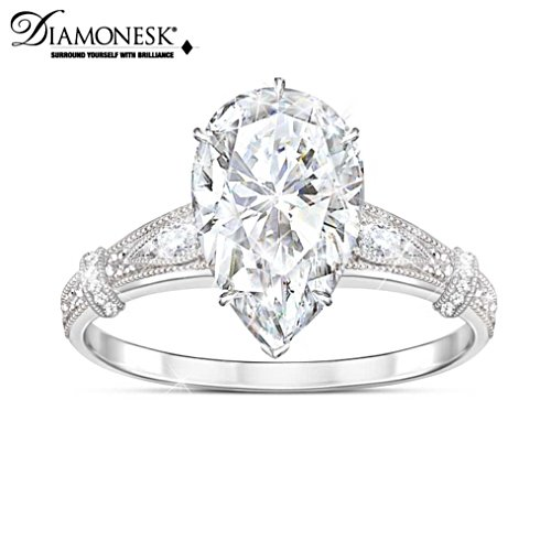 'The Queen's Legacy' Diamonesk® Ladies' Ring