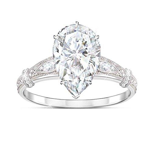 'The Queen's Legacy' Diamonesk® Ladies' Ring