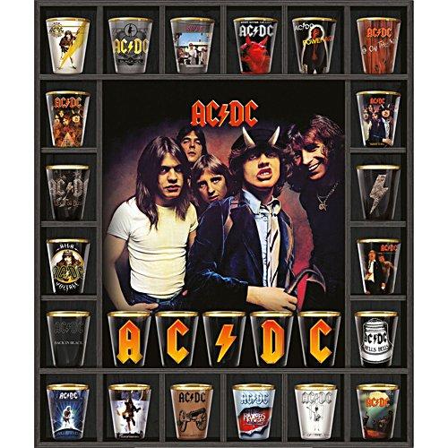 AC/DC Shot-Glas-Kollektion
