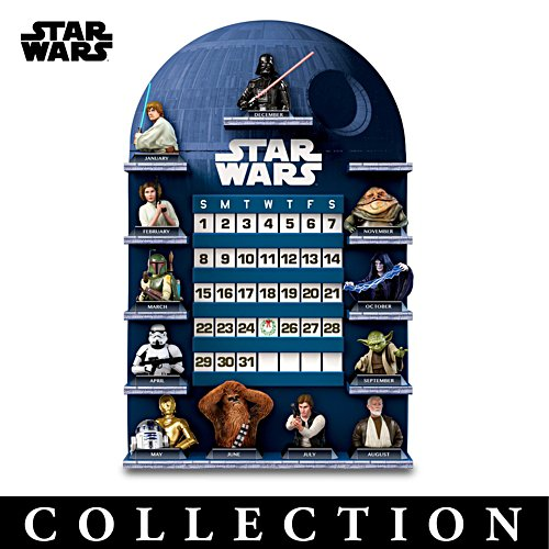 STAR WARS Perpetual Calendar Collection
