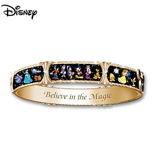 'Ultimate Disney' Bangle Bracelet