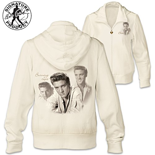 Burning Love — Elvis™ Hoodie