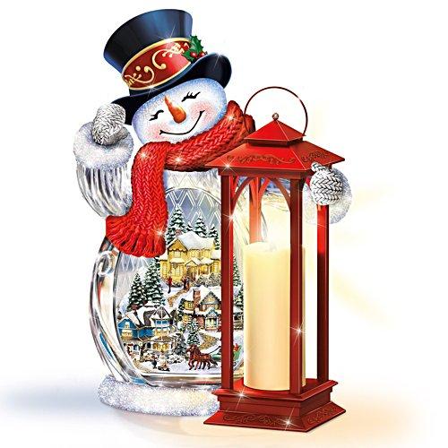 Merry Christmas – Schneemannskulptur