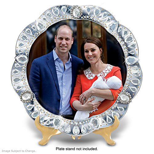 His Royal Highness, Prince Of Cambridge Collector Plate