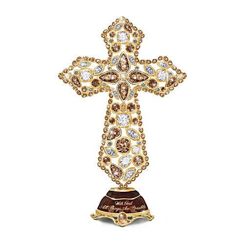 Die Pracht des Glaubens – Mosaik-Kreuz