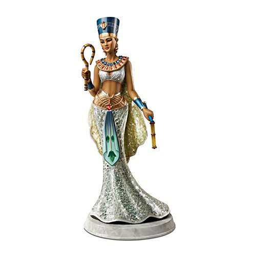 """Nefertiti: Queen Of Egypt"" Mosaic Sculpture"
