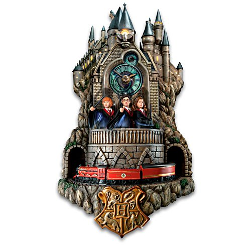 Hogwarts – Harry Potter-Wanduhr