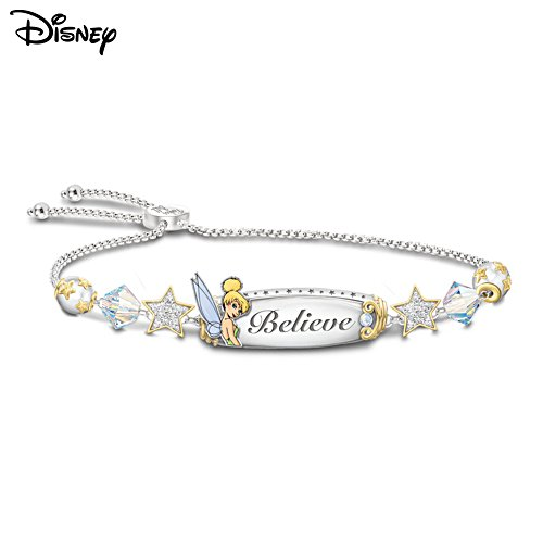 Disney Tinker Bell 'Believe' Ladies' Bracelet