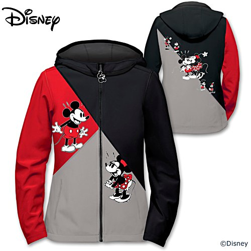 Forever in Love Disney Soft shell Jacket