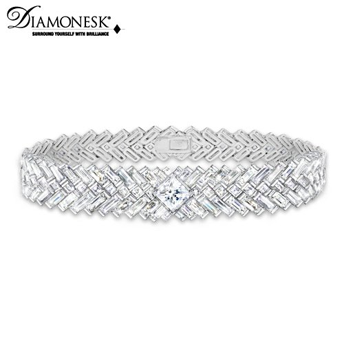 Royal Wedding-Inspired Diamonesk Bracelet