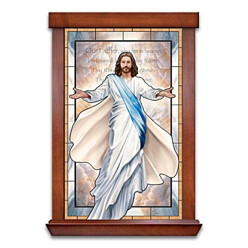 Gottes Gnade – Jesus-Wandbild