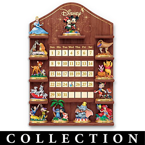 'Disney Magical Moments' Perpetual Calendar
