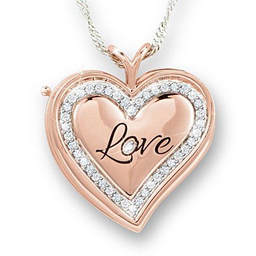 Liefde — hartvormige hanger