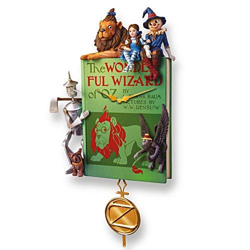 Der Zauberer von Oz — Wanduhr