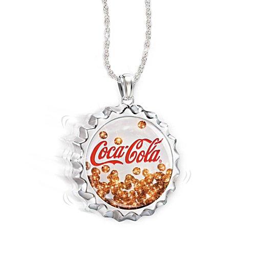 Sprudelnder Genuss – Coca-Cola-Anhänger
