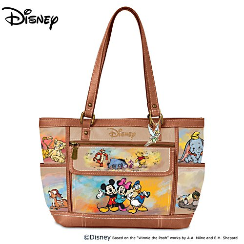 Disney 'Masterpiece Of Magic' Shoulder Bag