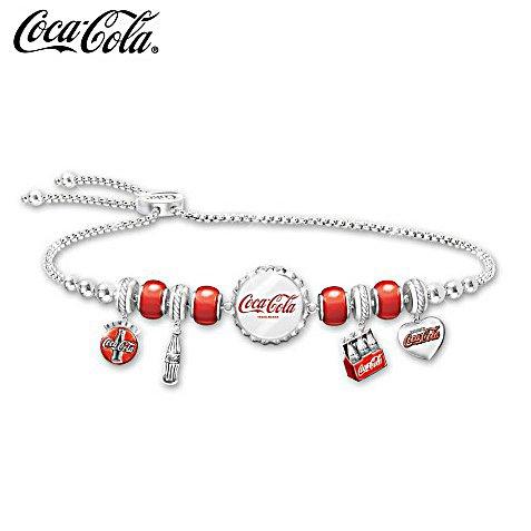 Coke, das Original – Armband mit Anhängern