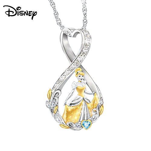 Disney 'Forever Cinderella' Ladies' Pendant