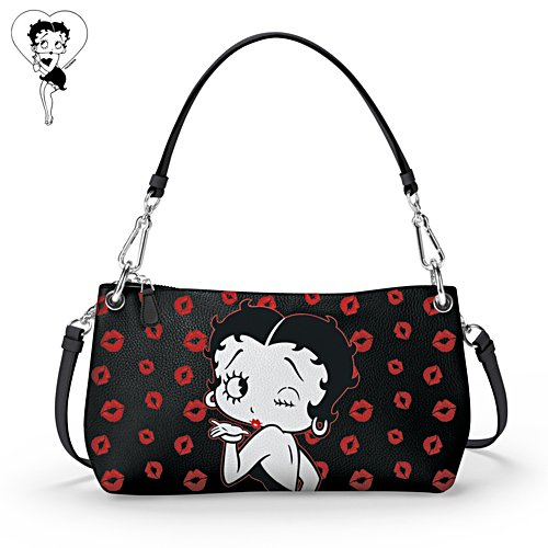"Betty Boop ""A Wink And A Kiss"" Handbag"