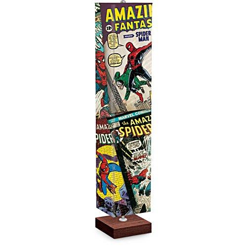 MARVEL The Amazing Spider-Man Floor Lamp