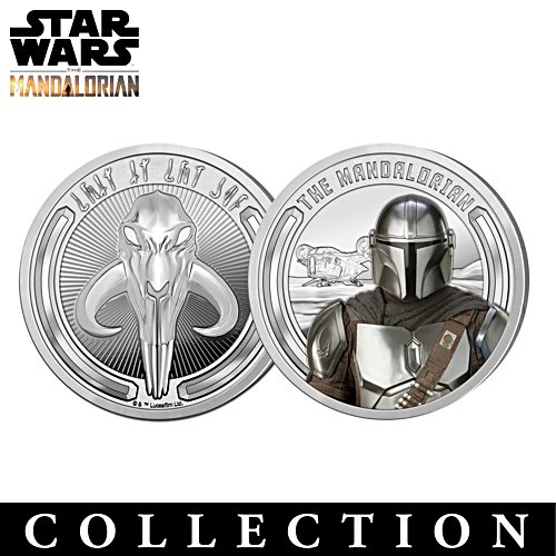 STAR WARS The Mandalorian Proof Collection