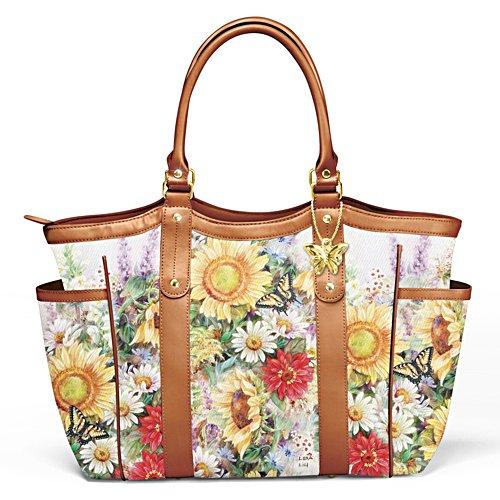 Blütenpracht – Stofftasche