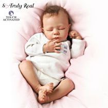 "Andrea Arcello ""Ashley"" Lifelike Baby Doll"