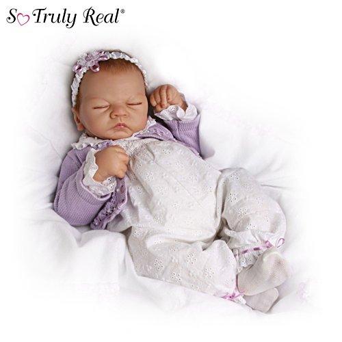 Träume schön, süße Emily – Babypuppe
