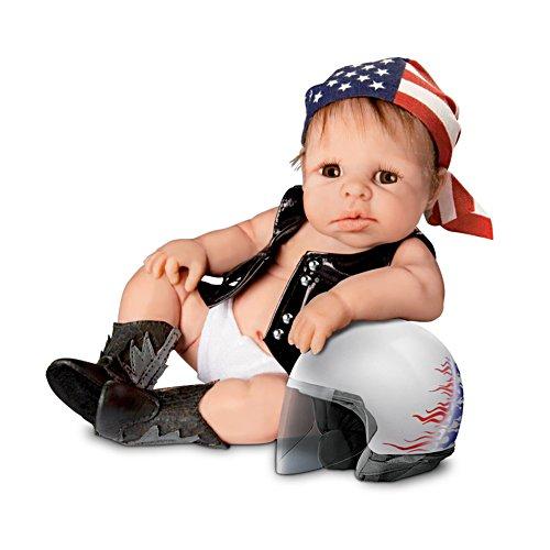 Sherry Rawn Biker Baby Doll