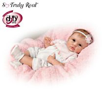 "Linda Murray ""Olivia"" Lifelike Baby Doll"