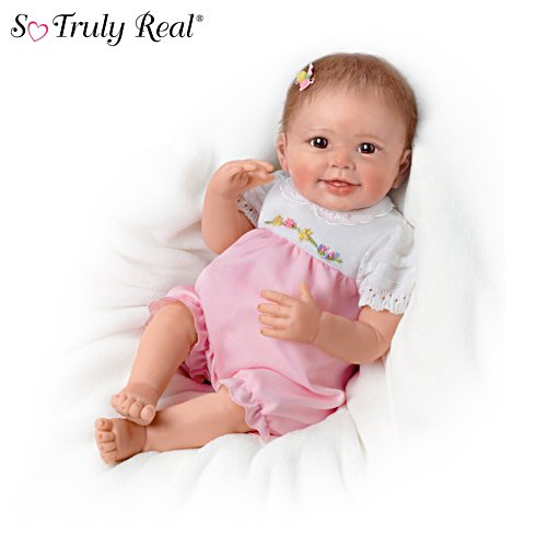 'Emma' Interactive Baby Doll