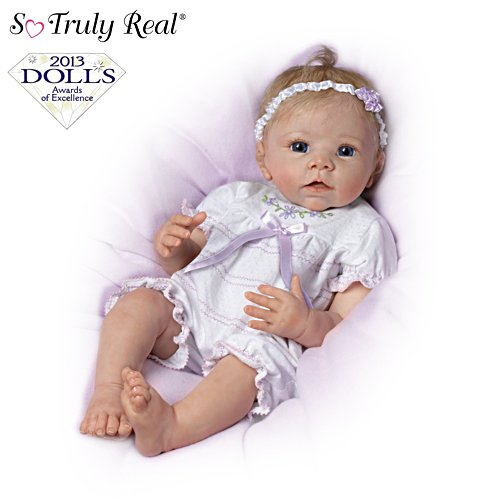 "Linda Murray ""Chloe's Look Of Love"" Lifelike Baby Doll"