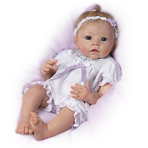 Chloes liebevoller Blick – Interaktive Baby Puppe