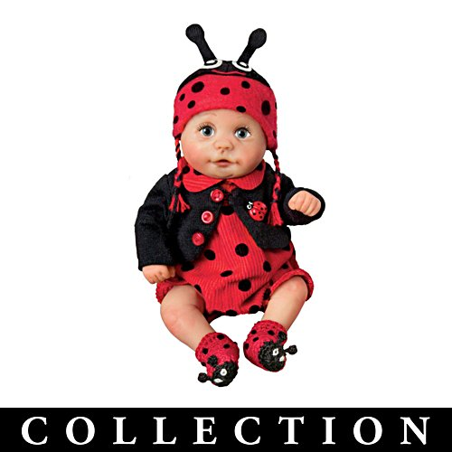 Miniature Realistic Baby Doll Collection Celebrates Hats