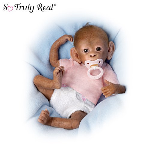 "Linda Murray ""Coco"" Monkey Doll"