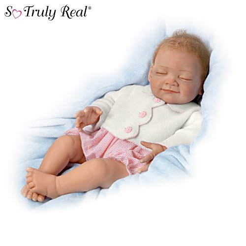 "Waltraud Hanl ""Night, Night Gracie"" Baby Doll"