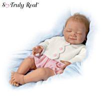 "Waltraud Hanl ""Night, Night Gracie"" Baby Doll"