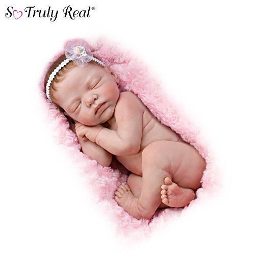 "Marita Winters ""Bundle Of Love"" Lifelike Baby Doll"